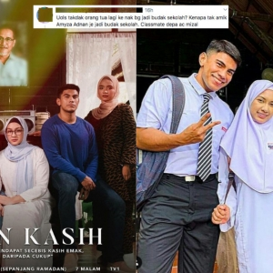 Umur 30an Masih Bawak Watak Remaja - Saharul, Azrel & Zara Zya Dikritik Tak Sedar Diri