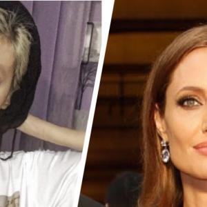 'Kembar' Anjelina Jolie Terpaksa Guna Ventilator Kerana Covid-19