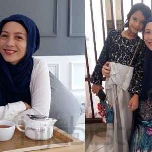 Berstatus Ibu Tunggal Dan Tak Diberi Nafkah, Sharifah Sofia Kecewa BPN Tak Lulus