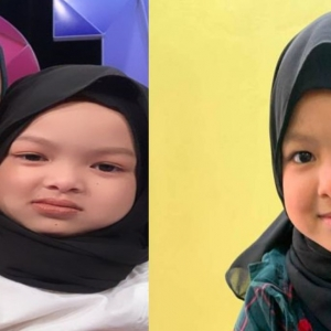 Netizen Kecam Ibu Bapa Naura, 'Try Hard' Sangat Mekap Anak Macam Neelofa!