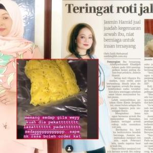 Jasmin Hamid Jual Roti Jala Murah Dari Harga Pasaran Pun Jadi Isu?
