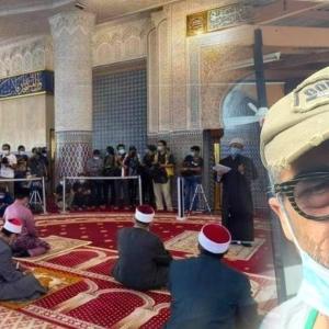 """""""Orang Tak Solat Boleh Pula Berkumpul Dalam Masjid"""" - Sabri Yunus Sindir Siapa?"""
