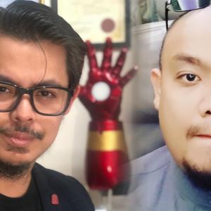 'Abu Syafiq Nak Sangat Saman? 1 Julai 2020, The Battle Is Real' - Amin Idris