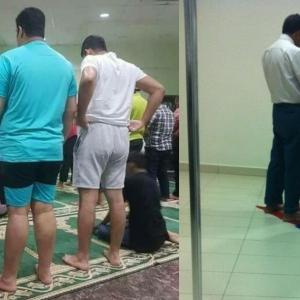 'Jangan Serupa Nampak Hantu Tengok Pak Arab Solat Pakai Seluar 3 Suku Sebab...'