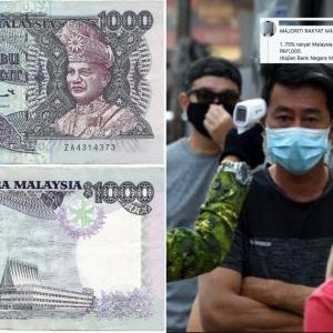 75% Rakyat Malaysia Tiada Simpanan RM1,000, Susah Sangat Ke Nak Ikat Perut?
