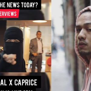 Caprice Akui Stres Debat Dengan Fynn Jamal