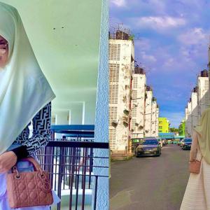 Faezah Elai Dikecam Pakaian Ikut Sunnah, Lidah Ikut Syaitan