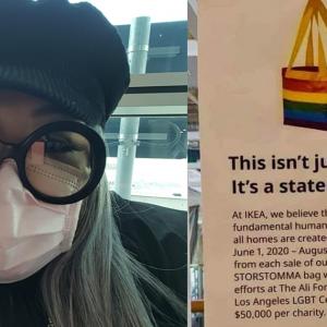 """Si Bodo# Ni Tak Mewakili Rakyat Malaysia"" - Siti Kasim Selar Wanita Seru Boikot IKEA"