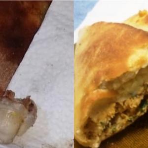 Trauma Termakan Jari Manusia Dalam Pastri Daging