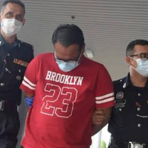 Pembantu Perubatan Tak Mengaku Tumbuk Kepala Isteri Sebab Panggil Juruteknik Lelaki