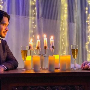 Jatuh Air Mata Jantan, Aeril Terkenang Awal Perkahwinan Mampu Bagi Cincin RM50 Je