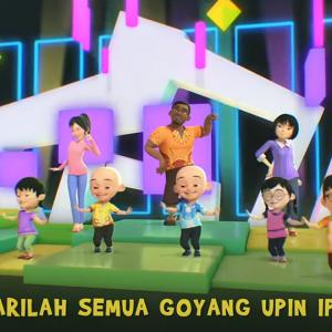 Upin Ipin Promosi 'Goyang Dangdut', Tak Takut Golongan Pedophilia Ke?