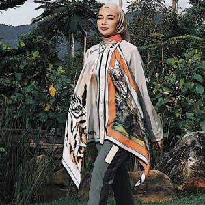 Ini Pesan Neelofa Buat Yang Kekwat Dengan Pereka Fesyen Tempatan