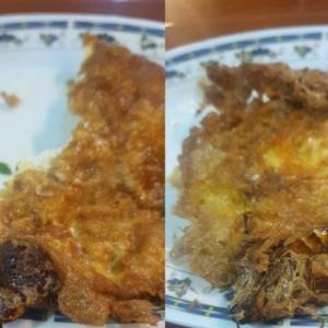 Jumpa Lipas Dalam Telur- Waiter Gelak, Anak Owner Kedai Bagi Diskaun RM10
