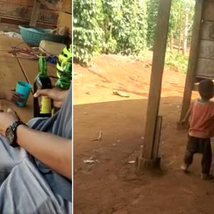 2 Lelaki Berdepan Penjara 10 Tahun Gelakkan Budak Mabuk Lepas Dipaksa Minum Arak