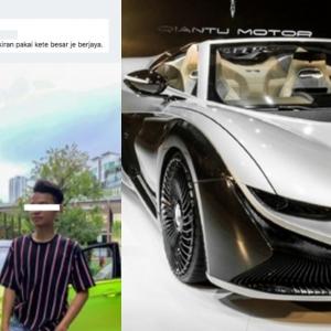 Flex Kereta Mewah Ni Ukuran Kejayaan Sebenar Ke?