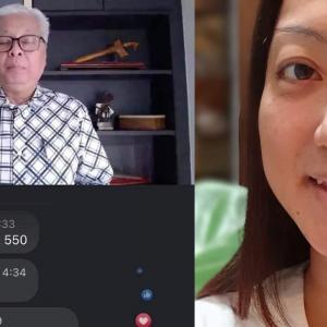 """""""Sidang Media Bukan Untuk Promosi Baju, Pameran Rak"""" - Hannah Sindir Ismail"""