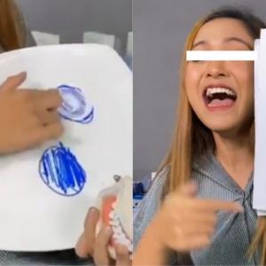 Gila Apa, Jual Pemutih Gigi Tapi Demo Kat Pen Marker!?