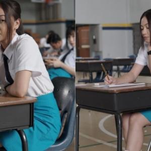 Projek Anchor SPM Lakonan Daiyan Trisha Tiru Filem Thailand?