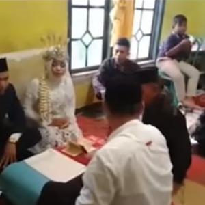Batal Nikah Gara-gara Tertinggal Mas Kahwin