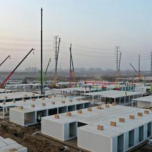 Luar Biasa! Siap Bina Pusat Kuarantin 1,500 Bilik  Dalam Masa 5 Hari