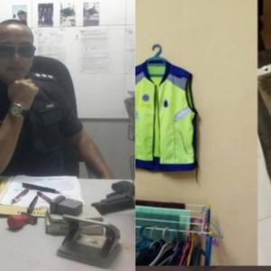 Menyamar Jadi Polis, Ramai Wanita Cair