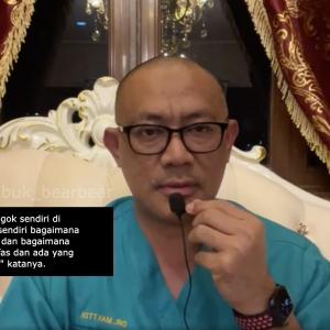 COVID Tu Semua Propa & Tak Bahaya, Vaksin Tu Yang Bahaya! Doktor Tampil Ulas Isu Panas Ini