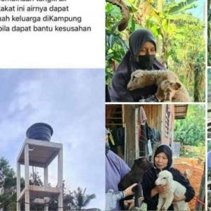 Biri-biri, Tangki Air - Siti Zailah Jawab Kecaman Netizen