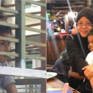 """Arwah Senyum,"" -Genap Seminggu Kejadian Tragis, Dua Kali Amir Datang Dalam Mimpi Keluarga Angkat"
