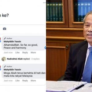 Habislah Admin FB PM, Kerja Cincai