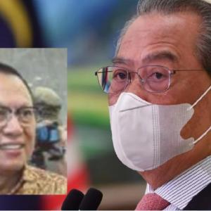 Hina Tan Sri Muhyiddin Yassin -Puad Zarkashi Dituntut Mohon Maaf, Ganti Rugi RM10 Juta