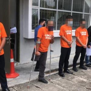7 Kakitangan JPJ Johor Ditahan SPRM. Manipulasi Sistem MySikap, Sebabkan Ketirisan RM3.1 Juta