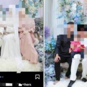 Instafamous Diburu Langgar SOP Majlis Kahwin