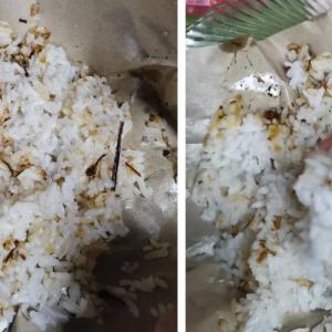 Beli Nasi Kukus Tapi Dapat 'Nasi Air', Peniaga Bazar Tolonglah Jaga Mutu Masakan