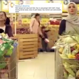 """""""Nak Membazir Apa, Harga Barang Tak Dikawal?""""- Netizen Mengamuk Isu 'Iklan Berjimat'"""