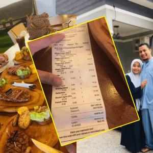 'Mentaliti Orang Melayu, Niaga Burger Tak Layak Ada Banglo Atau Kereta Mewah'