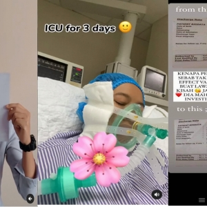 Jururawat Masuk ICU Selepas Dos Kedua Sinovac, KKM Tukar Diagnosis?
