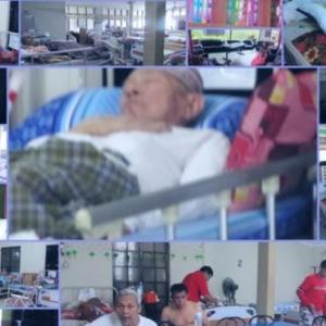 Rumah Jagaan Orang Tua Kongsi Kisah Duka, Ada Yang Dikurung Dalam Sangkar