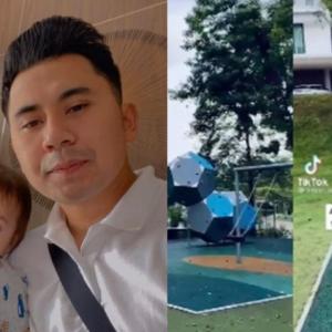 Anak Saudara 2 Tahun Tiba-Tiba Lari Ketakutan, Lelaki  Sempat Rakam Buaian Tiba-Tiba Berhayun Sendiri