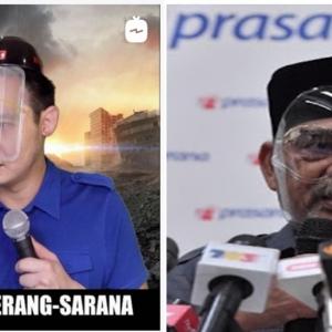 Video Parodi Sidang Media BEKAS Pengerusi Prasarana Oleh Douglas Lim Cecah Lebih 1 Juta Tontonan