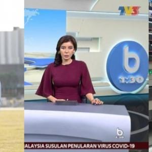 Azaria Tagaya tak lokek kongsi tip, kagum ramai remaja tunjuk bakat baca berita di TikTok