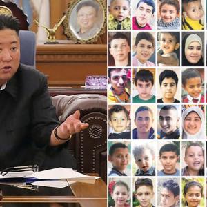 Korea Utara Pun Kecam Israel Bunuh Kanak-kanak Palestin