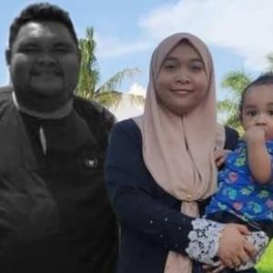 Anak Lelaki Arwah Abam Genap 2 Tahun, Netizen Doa Hidayah Kuat Dan Tabah