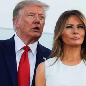 Donald Trump Sambut Hari Lahir Ke-75, Kelibat Isteri Tak Ada Mana Pergi?