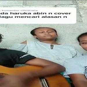 Bila Warga Timor Leste Cover Lagu Exist 'Alasanmu'