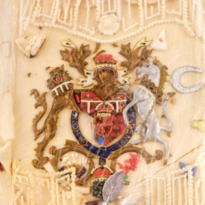 Disimpan Selama 40 Tahun, Potongan Kek Kahwin Puteri Diana Dilelong RM3,000