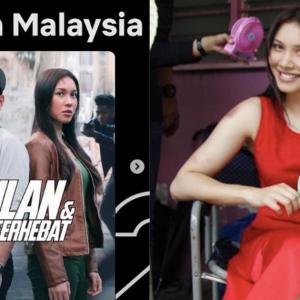 Zahirah MacWilson Seru Peminat Filem Tonton Bulan & Pria Terhebat