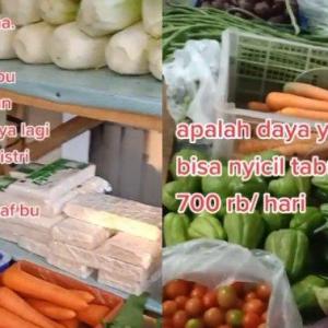 Ditolak Jadi Menantu, Dihina Bakal Mentua Sebab Hanya Jual Sayur