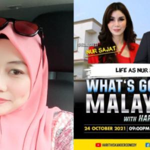 Nurnilam Sari Nak Ambil Tindakan Undang-Undang Terhadap Harith Iskander